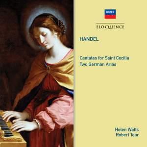 Handel: Cantatas; Arias