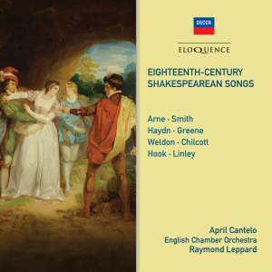 Eighteenth-Century Shakespearean Songs