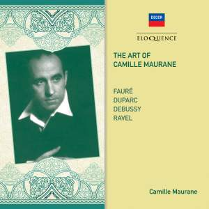 The Art of Camille Maurane Product Image