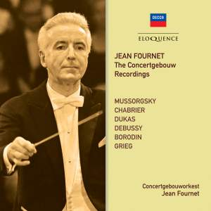 Jean Fournet - The Concertgebouw Recordings
