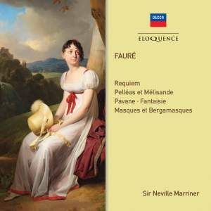 Faure: Requiem & Orchestral Works