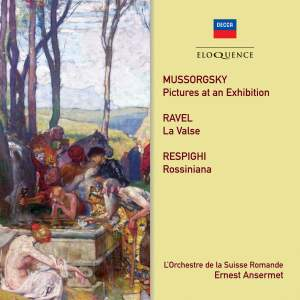 Mussorgsky, Ravel & Respighi: Orchestral Works