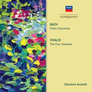 Bach: Violin Concertos & Vivaldi: The Four Seasons