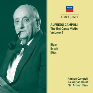 Alfredo Campoli: The Bel Canto Violin - Volume 5