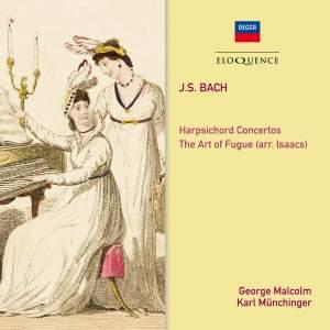 JS Bach: The Art of Fugue&#x3B; Harpsichord Concertos Nos. 1 & 2