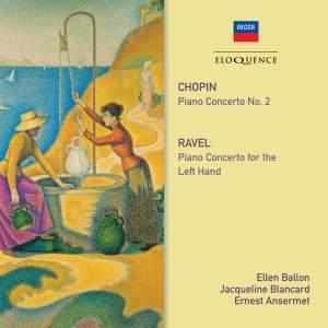 Chopin: Piano Concerto No. 2 & Ravel: Piano Concerto for the Left Hand