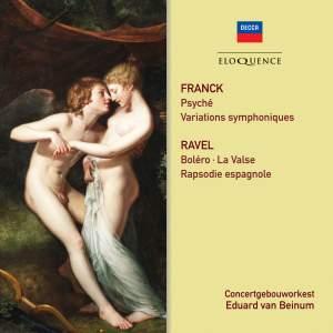 Franck & Ravel: Orchestral Works
