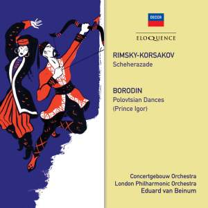 Rimsky-Korsakov: Scheherazade & Borodin: Polovtsian Dances Product Image