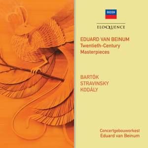 Eduard van Beinum - 20th Century Masterpieces