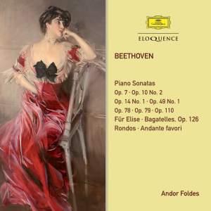 Beethoven: Piano Sonatas & Variations