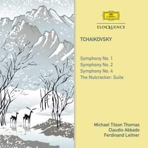 Tchaikovsky: Symphonies Nos. 1, 2 & 4 & Nutcracker Suite