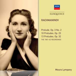 Rachmaninov: Preludes (The 1941–42 Recordings)