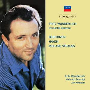 Fritz Wunderlich – Immortal Beloved