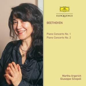 Beethoven: Piano Concertos No. 1 & 2