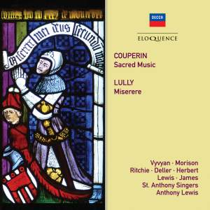 Couperin: Sacred Music & Lully: Miserere
