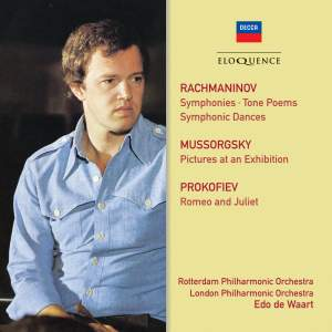 Rachmaninov, Mussorgsky & Prokofiev: Orchestral Works Product Image