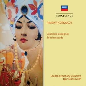 Rimsky-Korsakov: Scheherazade & Capriccio espagnol
