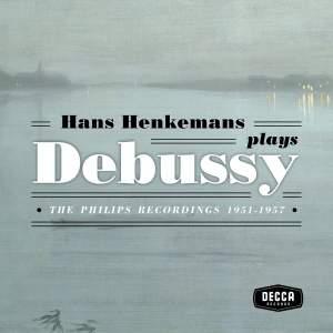 Hans Henkemans Plays Debussy Product Image