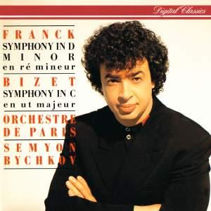 Franck: Symphony in D minor & Bizet: Symphony in C