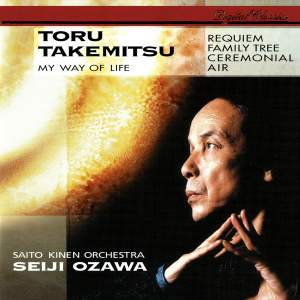 Takemitsu: My Way of Life
