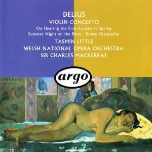 Delius: Violin Concerto & other works