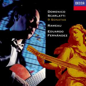 Eduardo Fernández plays Scarlatti & Rameau