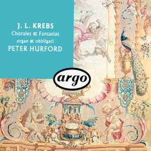 Krebs: Chorales & Fantasias