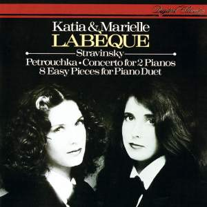 Katia and Marielle Labèque play Stravinsky