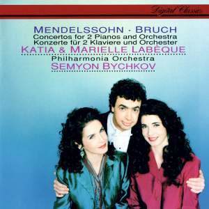 Mendelssohn & Bruch: Concertos for 2 Pianos