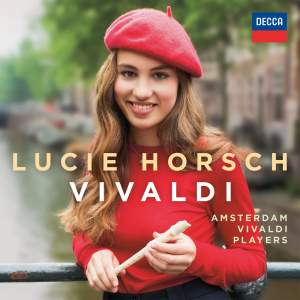Lucie Horsch plays Vivaldi Product Image