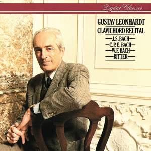 Gustav Leonhardt: Clavichord Recital