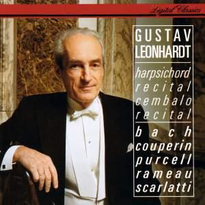 Gustav Leonhardt: Harpsichord Recital