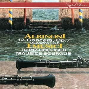 Albinoni: 12 Concertos, Op. 7