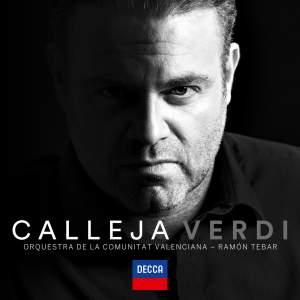 Joseph Calleja - Verdi Product Image