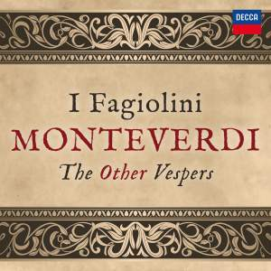 Monteverdi: The Other Vespers Product Image