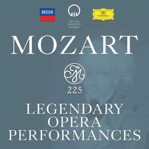 Mozart 225: Legendary Opera Performances