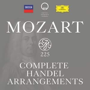 Mozart 225: Complete Handel Arrangements