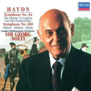 Haydn: Symphonies Nos. 94 & 100