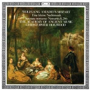 Mozart: Eine kleine Nachtmusik, Serenata notturna & Notturno
