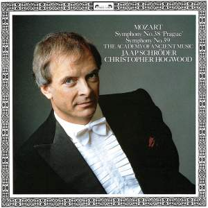 Mozart: Symphonies Nos. 38 and 39 Product Image