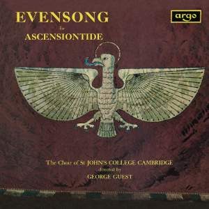 Evensong for Ascensiontide