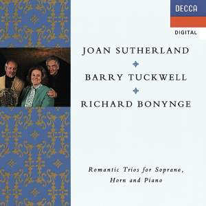 Romantic Trios for Soprano, Horn and Piano
