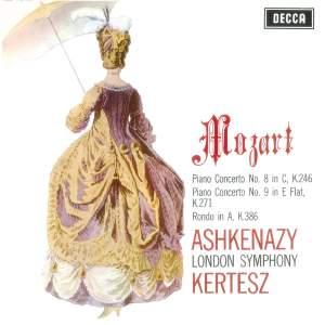 Mozart: Piano Concertos Nos. 8, 9 & Rondo, K.386