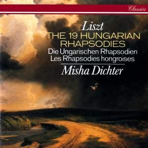 Liszt: Hungarian Rhapsodies, S244 Nos. 1-19