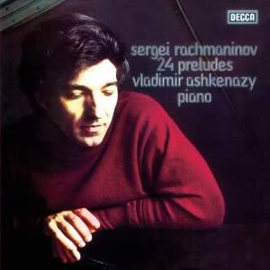 Rachmaninov: Preludes Op.3, Op.23 & Op.32