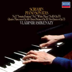 Scriabin: Piano Sonatas Nos. 2, 7 & 10&#x3B; 4 Morceaux, Op.56 Product Image
