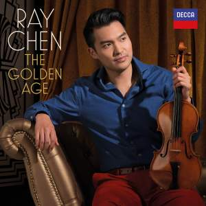 Ray Chen: The Golden Age Product Image