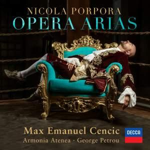 Nicola Porpora: Opera Arias Product Image