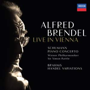 Alfred Brendel: Live in Vienna Product Image
