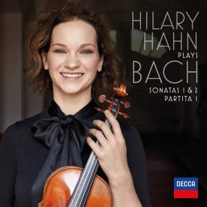 Hilary Hahn plays Bach Product Image